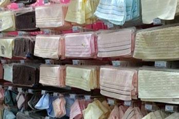 宇康纺织店铺展示