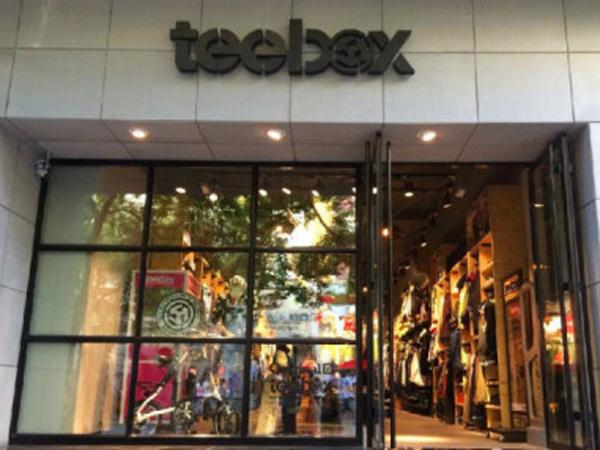 TEEBOX店铺展示