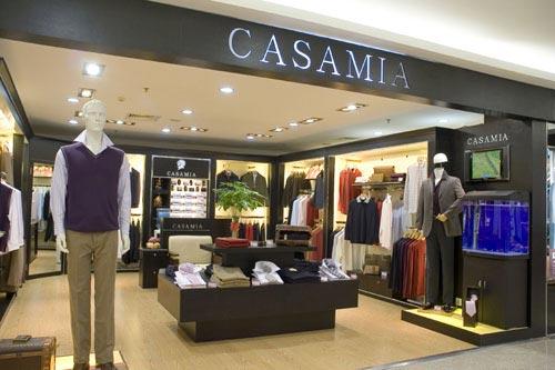 卡莎米亚店铺展示