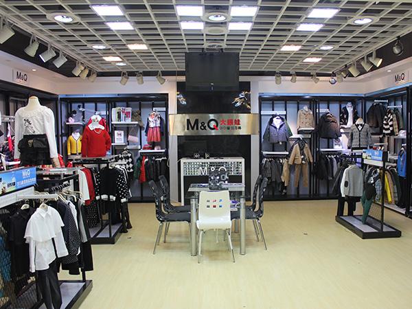 M&Q大眼蛙店铺展示