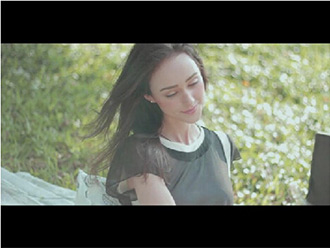 E&you 2015春夏形象大片拍摄的精彩瞬间