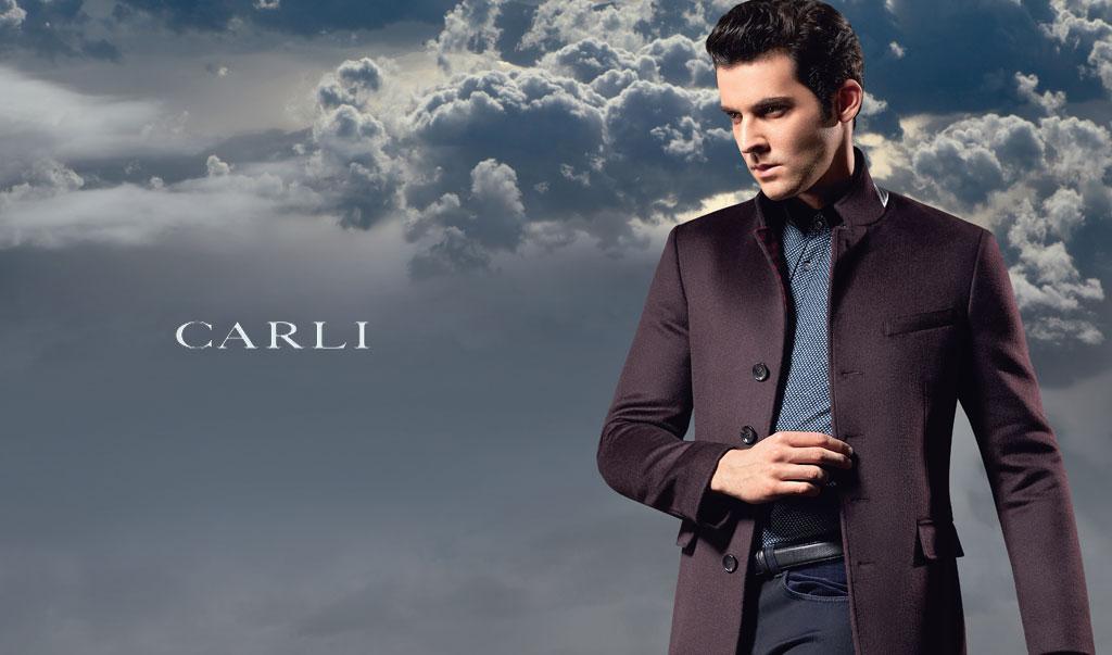 卡拉利时尚男装CARLI