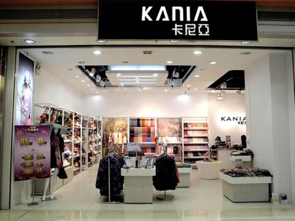 kania成都王府井店
