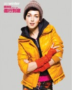 2012秋冬装羽绒服