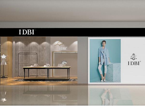 宝莱丽人IDBI店铺形象
