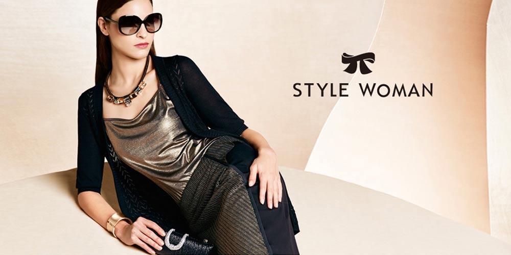 白领风采 stylewoman