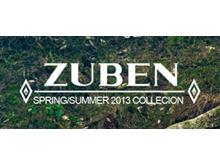 ZUBEN男装品牌