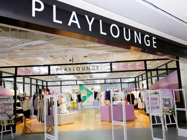 PLAY LOUNGE店铺展示