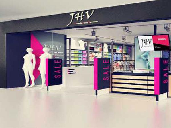 JHV专卖店品牌旗舰店店面