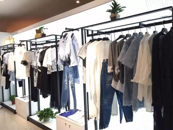 T&W 女装店铺图