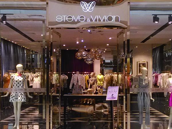 STEVE&VIVIAN形象店