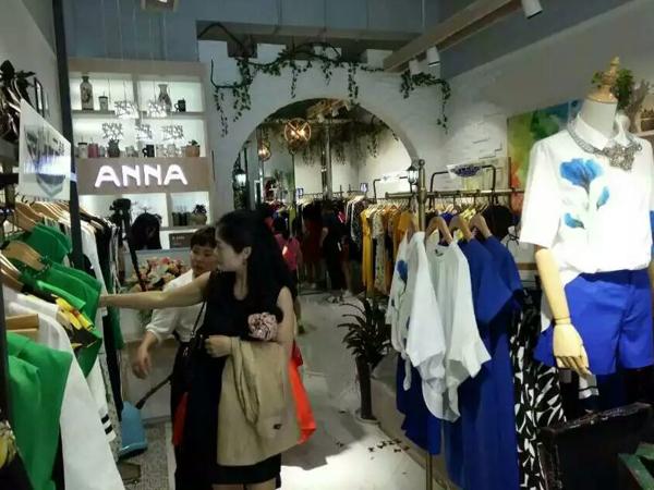 ANNA 店铺展示