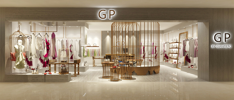 GP BY GIANPIERO店铺展示
