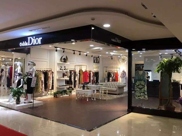 迪奥eddaDior女装专卖店