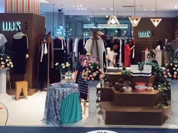 唯简尚女装加盟店