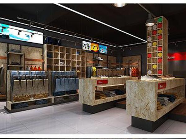 汉邦尚品店铺展示