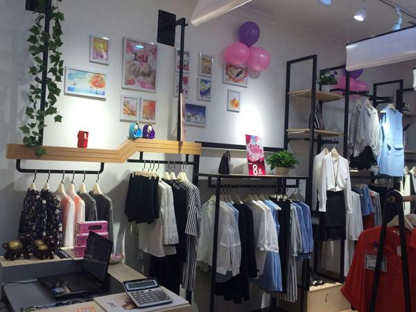 青花语店铺展示