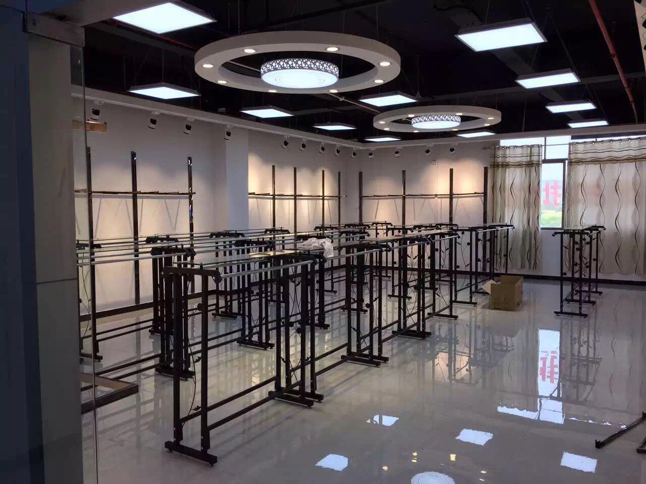新装修的展厅