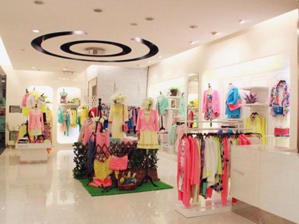 时尚年代店铺展示