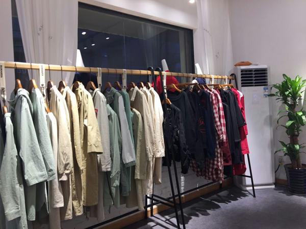布卡拉女装湖南浏阳专卖店