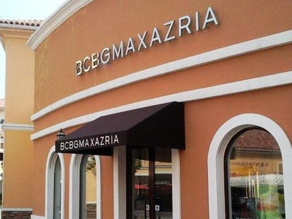 BCBG Max Azria店铺展示