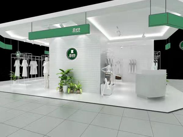 零时尚品牌女装店铺图