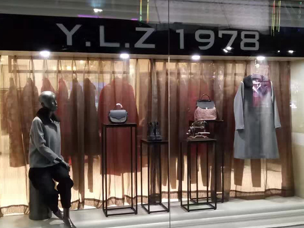 YLZ1978女装店铺形象图