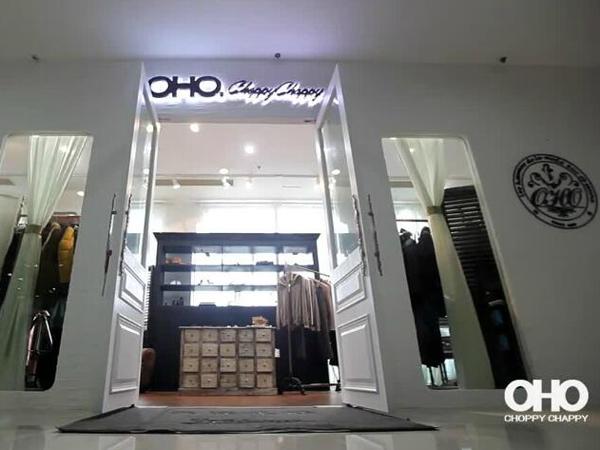 OHO店铺展示