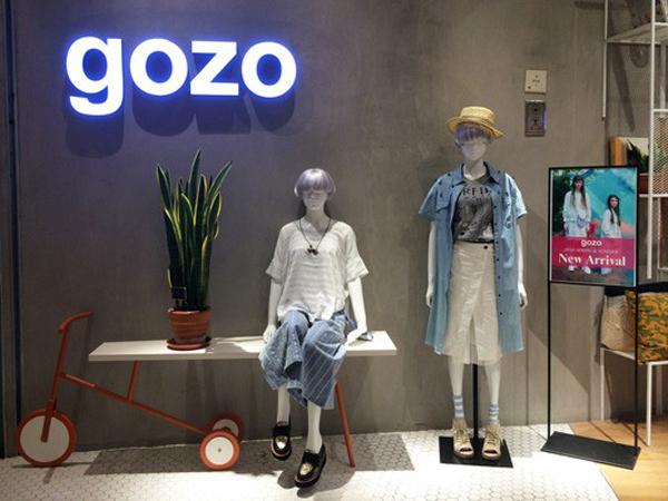GOZO店铺展示