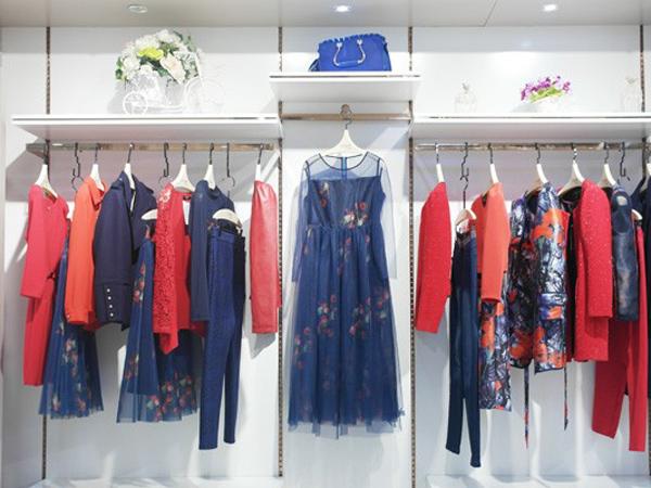 林枝梅女装店铺图片