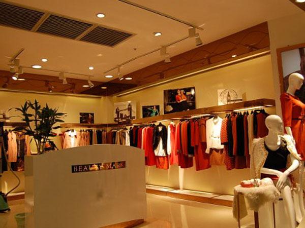 BEAUTYMARK飚美女装品牌终端店