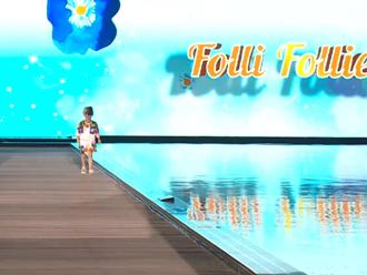 芙丽芙丽follifollie国际品牌走秀视频