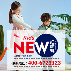 红蜻蜓 二十多年的品牌运营为成功加盟助阵