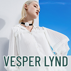 VesperLynd女装可加盟、可联营、可代理!