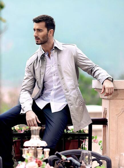 博里尼男装 成功男人的时尚之选
