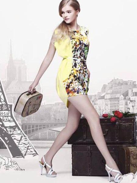 茵符女装连衣裙 给你一个时尚的季节