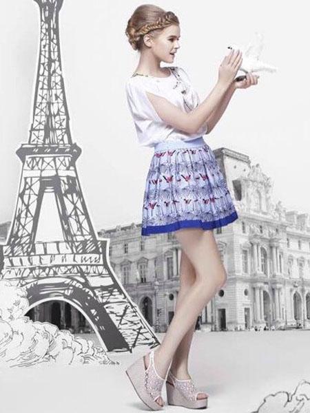 茵符女装连衣裙系列 打造时尚百变模样