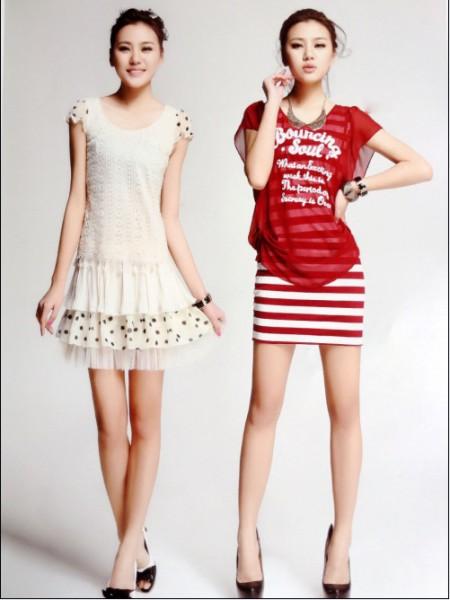 快时尚女装加盟品牌哪个好?白筱雅女装加盟你的最佳选择