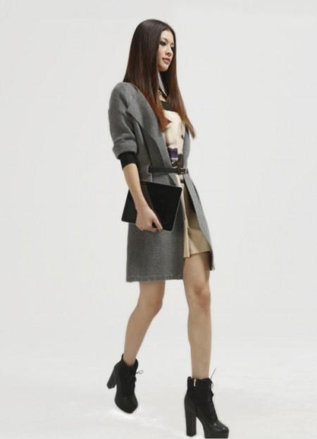 缇蕾娜女装都市时尚休闲系列冬装新品来袭