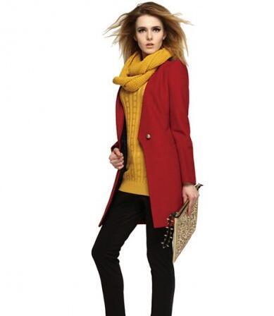 SISUIN溆牌女装为你演绎最流行女装款式 最近流行什么搭配
