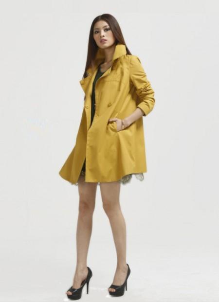 缇蕾娜品牌女装 用时装表达思想和灵魂