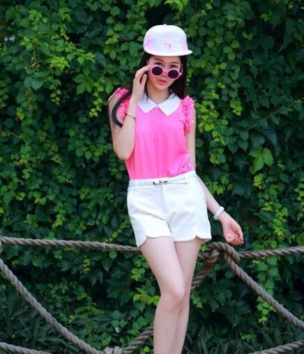 淑女故事女装青春减龄装备来袭 二十多岁最适合穿的颜色