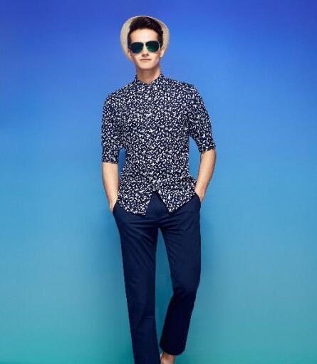 来势汹汹!潮男时尚品牌KIR带来时尚新造型