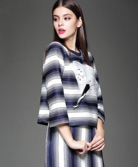 千衣商城时尚个性套装来袭 打造甜美时尚优雅风范