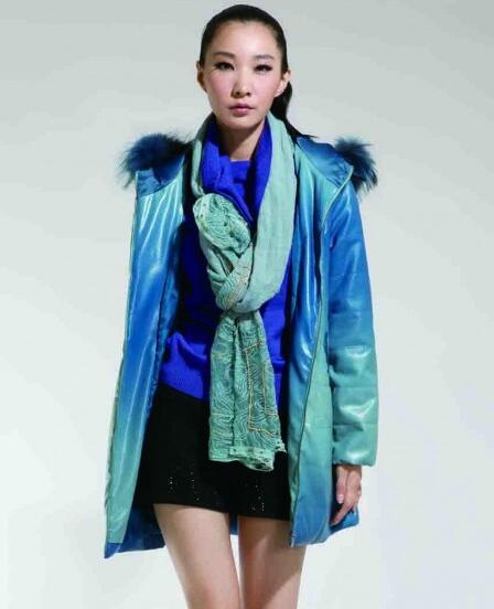 缇蕾娜时尚品牌女装 将现代观念穿在身上