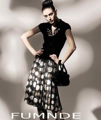 弗曼的品牌女装 与你一起捕捉生活中不经意的感动