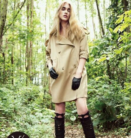 穿衣好看是一种享受 心靡女装秋冬新品教你如何搭配