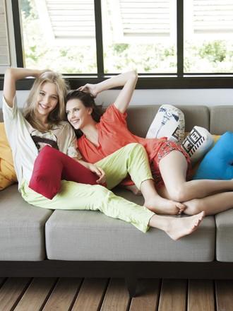 为家居生活所精心打造  新世家族品牌家居服时尚来袭