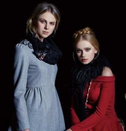 恩英女装时尚分享 那些优雅时尚又有女人味的搭配