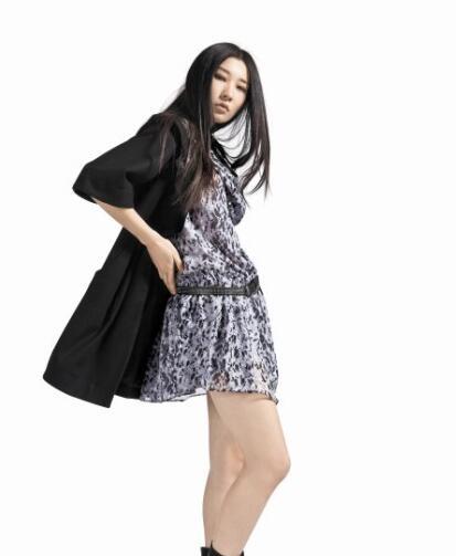 享受自由自在的美丽生活 缇蕾娜品牌女装
